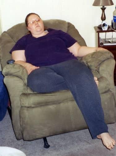 Decidida A Perder Peso Sin Cirugía, Mujer De 136 Kg Pierde..